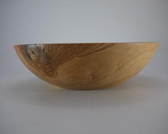 Figured Ash fruit bowl