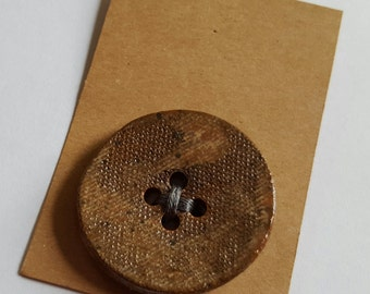 Handmade Ceramic Buttons for sewing crochet knitting