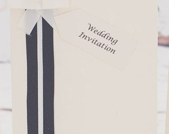 Tying the Knot includes RSVP Pack of 20