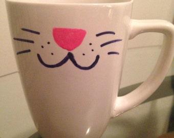 Customizable Cat Lover's Mug