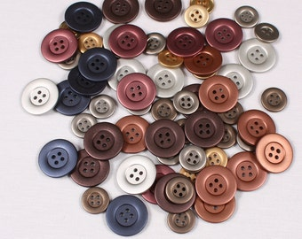 15mm, 23mm polyester, 4-hole buttons (3600)
