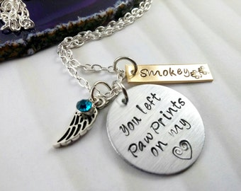 Dog Memorial Jewelry~ Cat Memorial Jewelry~ Dog Necklace~ Cat Necklace~ Dog Loss~ Cat Loss~ Pet Memorial~ Pet Loss~ Pet Remembrance