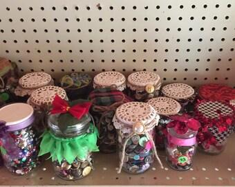 Small Craft Jars