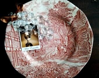 Enoch Wedgwood Platter England