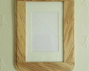 Lovely little spalted beech picture frame