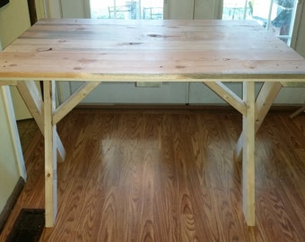 Hand Built Table