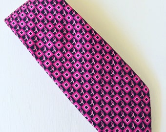 Beautiful Knots of Hope Tie Benefitting Susan G. Komen Breast Cancer Awareness
