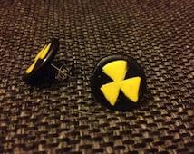 Fallout Shelter Earrings
