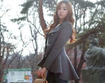 NEW Women Warm Coat Blazer,Women  Jacket For Winter