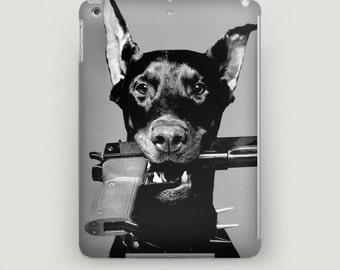 Doberman iPad Case, Dog iPad 2 Case, iPad 3 Case Mens, iPad Air Case, iPad Air 2 Case, iPad Mini Case, iPad Mini 2 Case, iPad Mini 3 Case