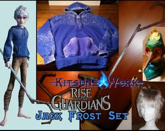 Jack Frost - Cosplay accessories
