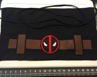 Deadpool Apron for servers, crafters and more!