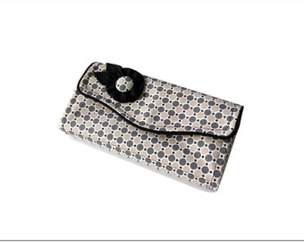 Checkbook Wallet and Purse The Blacks