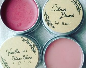 Aromatherapy Lip Balm/tint