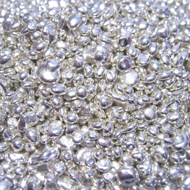 5 Grams Silver Shot Nuggets 99 9 Fine Pure Jewelry Grade