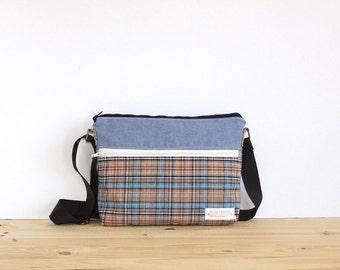 Bag, Shoulder Bag, Crossbody Bag, Women Bag, Men Bag, Canvas Bag, Gift for Her, Gift for Him, Messenger Bag, Tote Bag