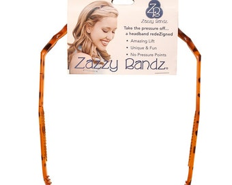 Zazzy Bandz - A unique headband adding style without pressure points