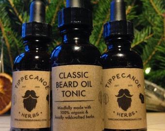 Classic Beard Tonic