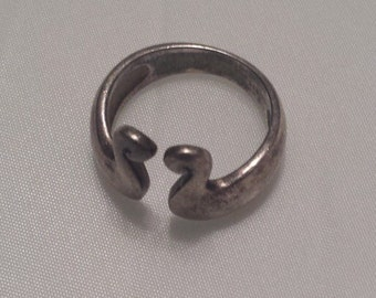 Sterling Silver .925 Ring, Size 8.5