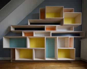 Modular Library