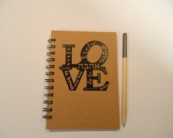 LOVE Notebook/Journal
