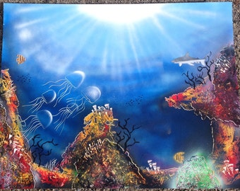 21 - Under the Sea