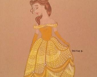 Belle-PRINT