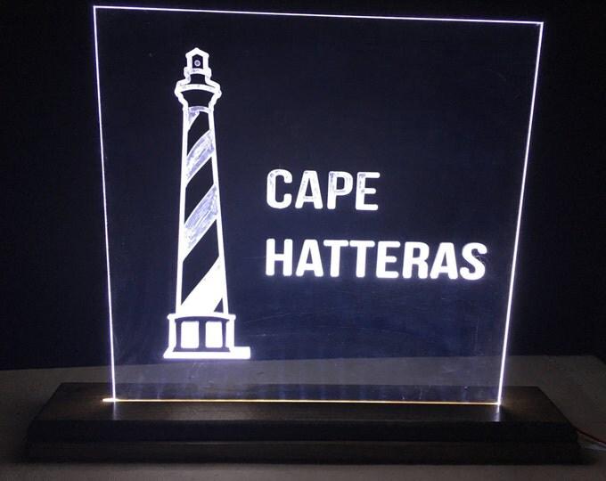 Cape Hatteras LED Sign