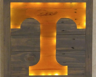 """Wooden Tennessee """"Power T"""""""