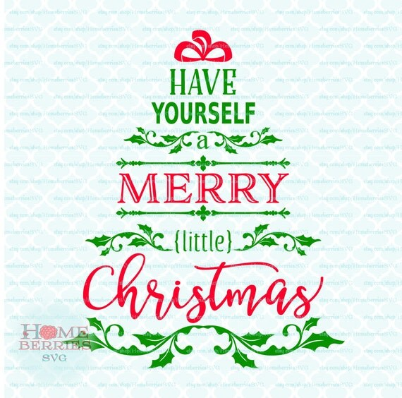 The Song Oh Christmas Tree: Have Yourself A Merry Little Christmas Tree Song Lyrics Quote