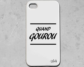Iphone case when guru