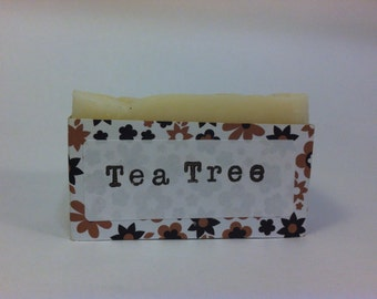 Tea Tree Bar Soap