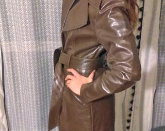 Retro Raincoat