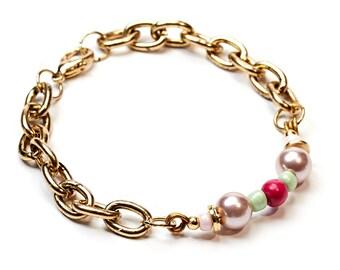 Boho bracelet beads