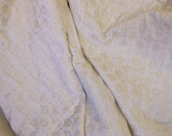 "1 Yard + 6"" Destash Upholstery Fabric"