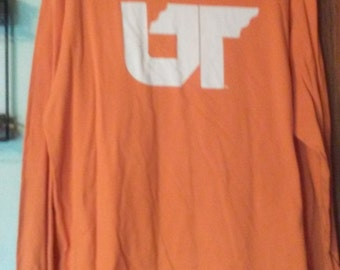 university of tennessee long sleeve shirt  adult large