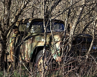 Old Truck -02