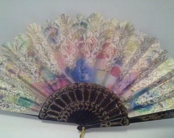 Hot flashes?....pretty fan