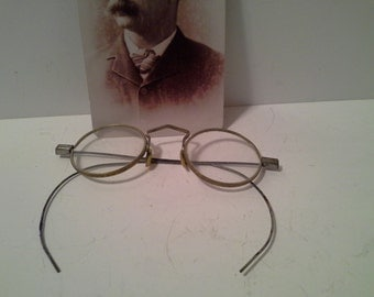 Old time glasses