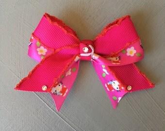 Mini Hello Kitty Bow