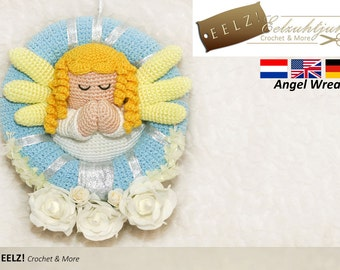 Angel Wreath - Crochet Pattern