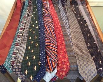 40 Silk Tie Collection