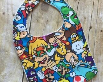 Nintendo Bib