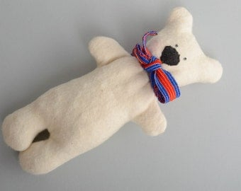 Heating pad soft toy for children Bear