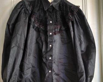 Vintage Rockmount Ranch Wear Women's Western Shirt!