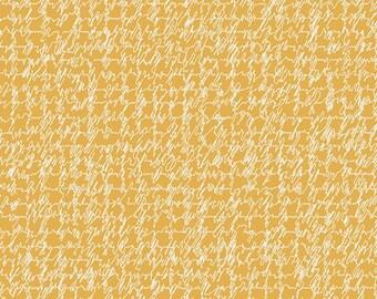 Script Honeycomb  - Minimalista - HALF YARD - Art Gallery Fabric - Cotton Fabric - Quilting Fabric