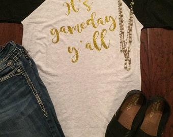 Gameday shirt