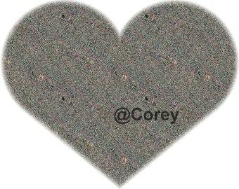 Geology Heart