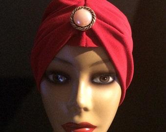 Ruby Jersey Hat