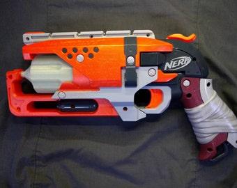 NERF Hammershot 7 Dart Cylinders - Glow (set of two)